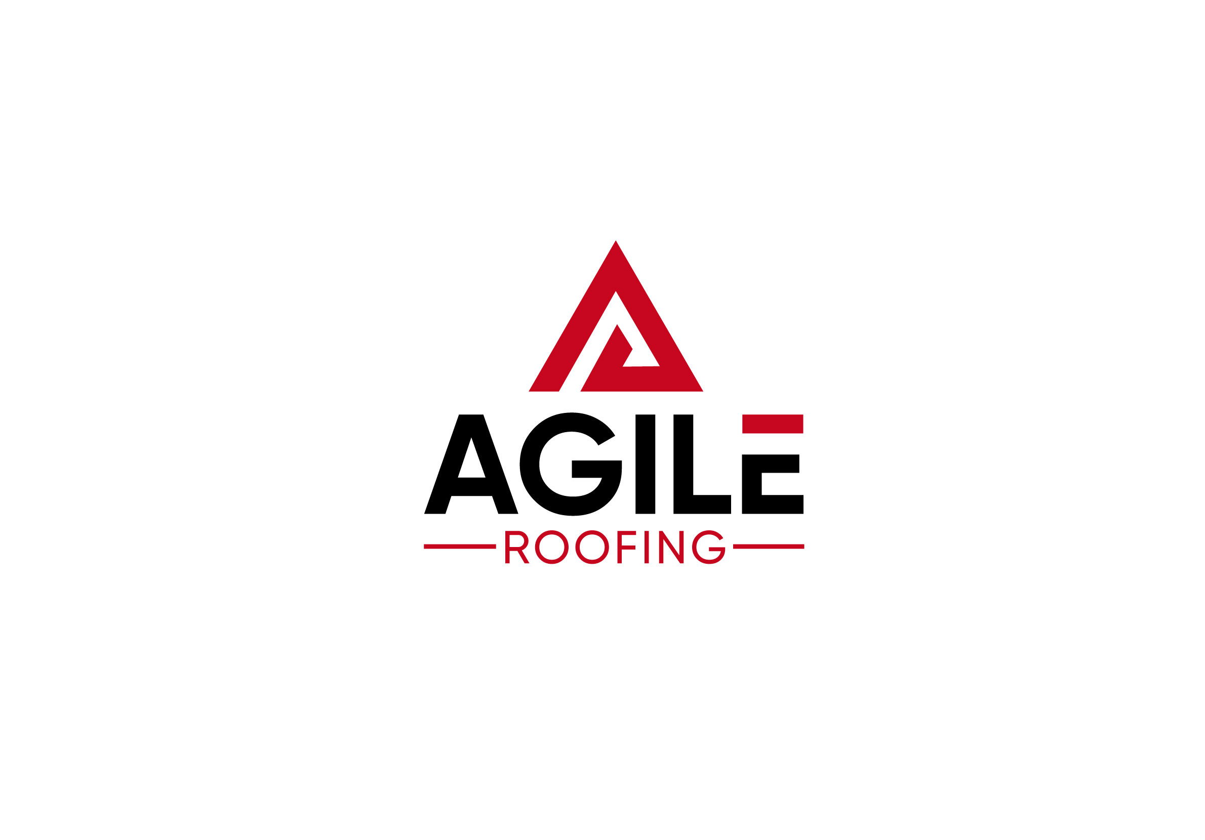 official business logo of Agile Roofing Canberra