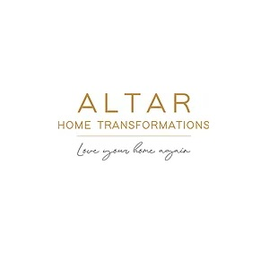official business logo of ALTAR HOME TRANSFORMATIONS