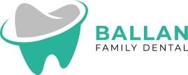 official business logo of Ballan Family Dental