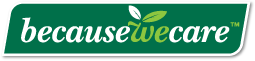 official business logo of Because We Care