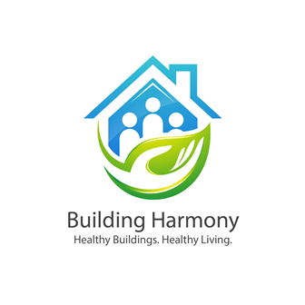 official business logo of Building Harmony