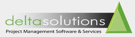 official business logo of Delta Solutions