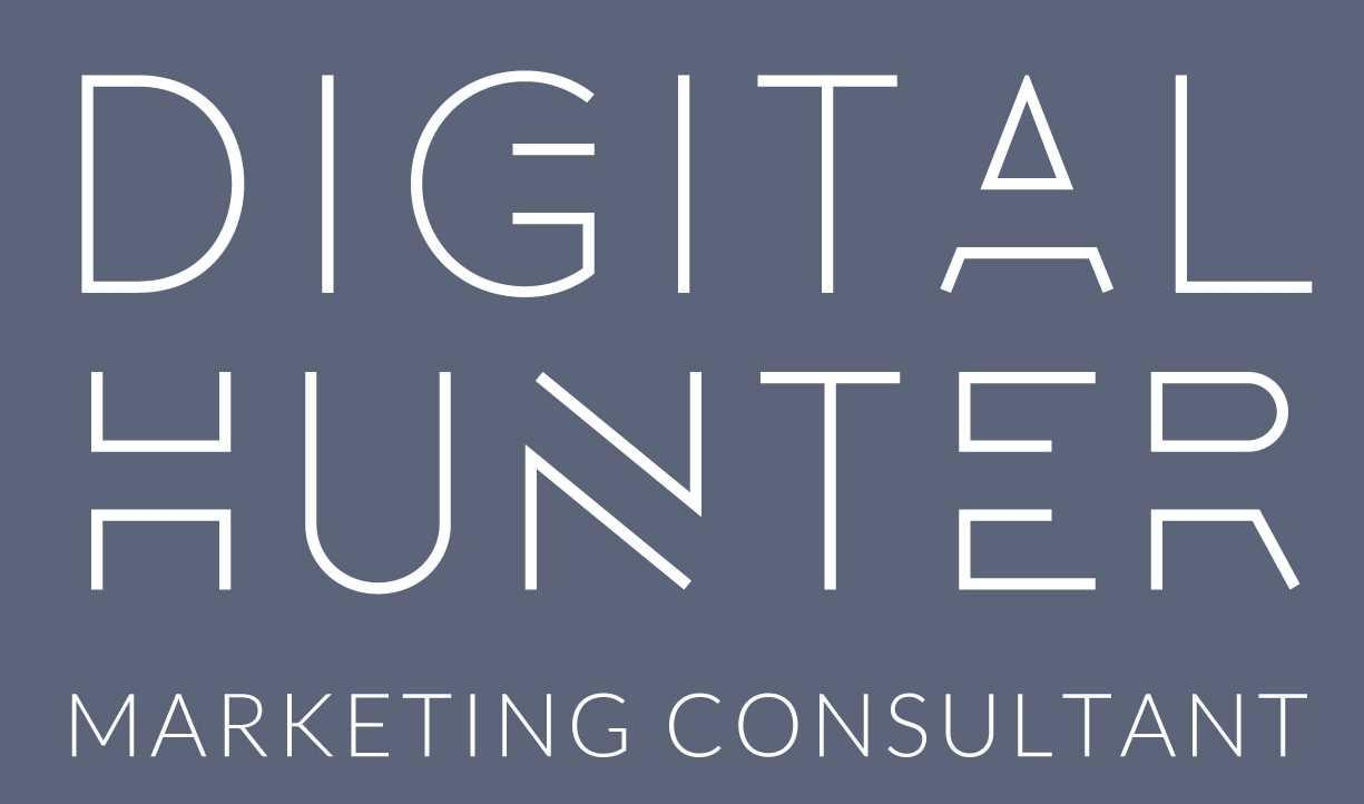 official business logo of Digital Hunter Marketing Consultant