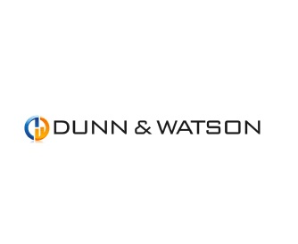 official business logo of Dunn and Watson