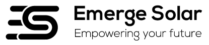 official business logo of Emerge Solar