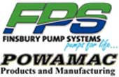 official business logo of Finsbury Pump Systems