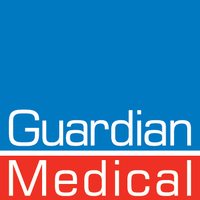 official business logo of Guardian Medical
