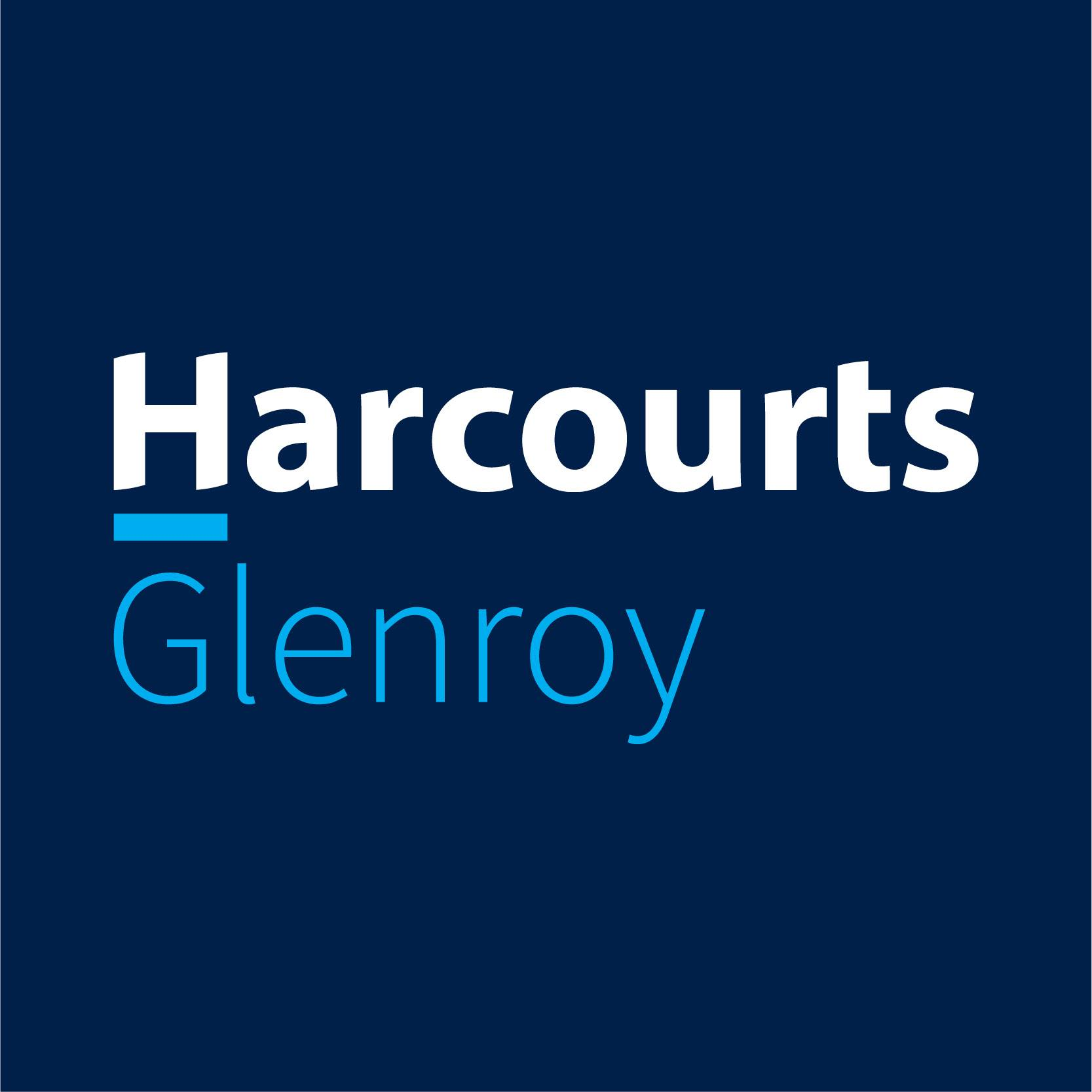 official business logo of Harcourts
