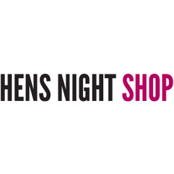 official business logo of Hens Night Shop