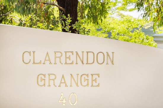 official business logo of Homestyle Aged Care Clarendon Grange