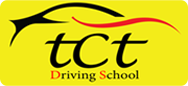 official business logo of TCT Driving School