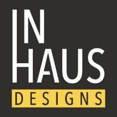 official business logo of Inhaus Designs
