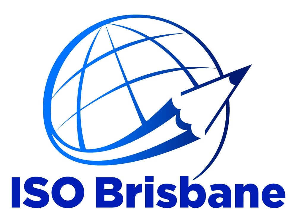 official business logo of ISO Brisbane