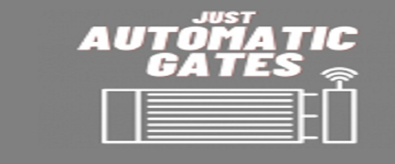 official business logo of Just Automatic Gates