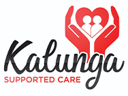 official business logo of kalunga supported care