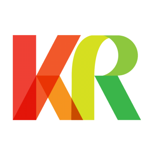 official business logo of KR Blinds