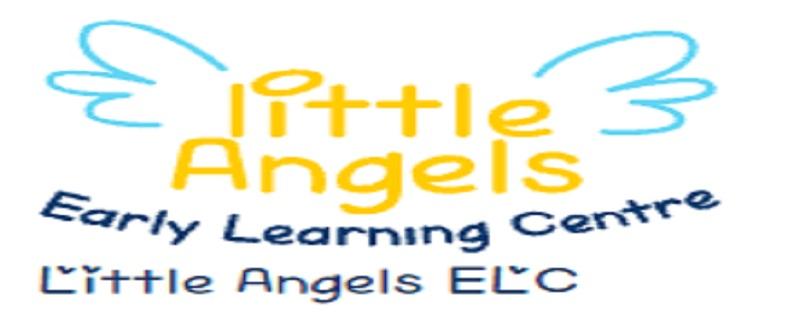 official business logo of Little Angels ELC