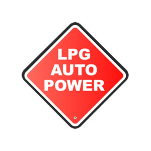 official business logo of LPG Auto Power