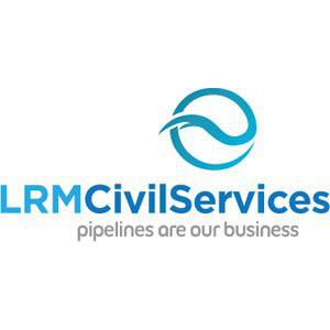 official business logo of LRM Civil Services