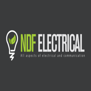 official business logo of NDF Electrical