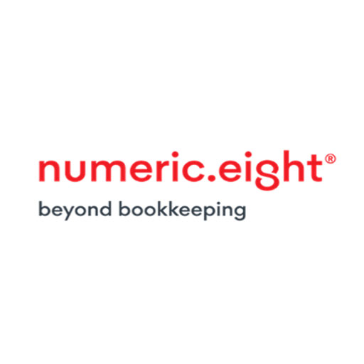 official business logo of Numeric Eight