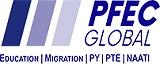official business logo of PFEC Global Darwin
