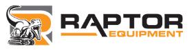 official business logo of Raptor Equipment Sales