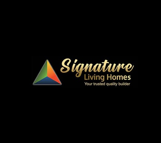 official business logo of Signature Living Homes Pty ltd.