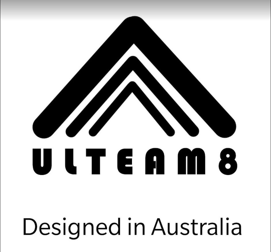official business logo of ULTEAM8
