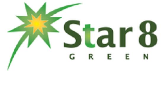 official business logo of Star 8 Solar Lights Australia
