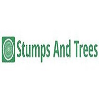 official business logo of Stumps and Trees