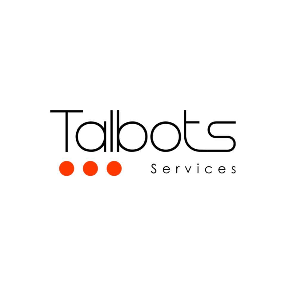 official business logo of Talbots Services