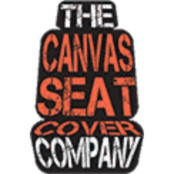 official business logo of The Canvas Seat Cover Company
