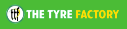 official business logo of The Tyre Factory