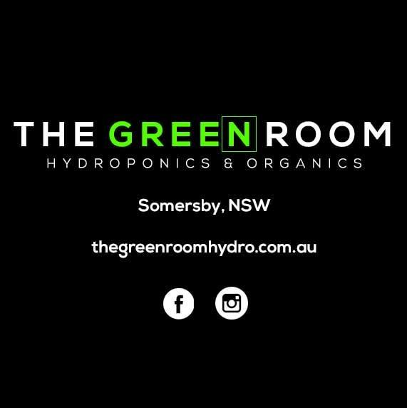 official business logo of Thegreen Room