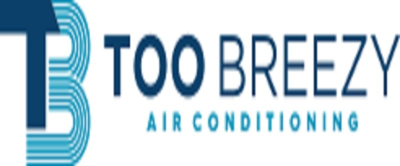official business logo of Too Breezy Air Conditioning