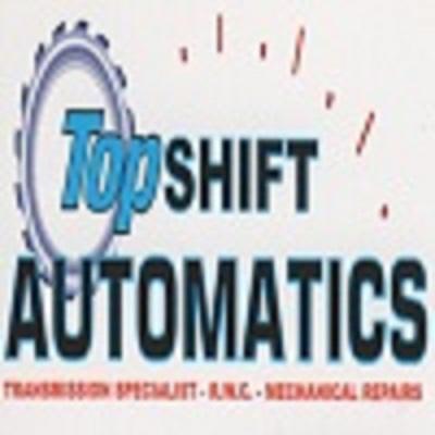 official business logo of Top Shift Automatics & Automotive