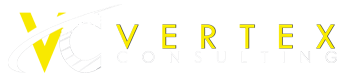 official business logo of Vertex Consulting
